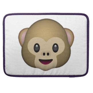 Monkey - Emoji Sleeve For MacBook Pro