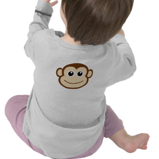 Monkey Face Cartoon Shirt