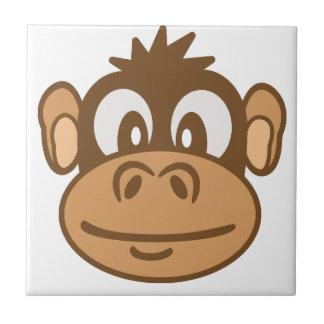 Monkey Face Ceramic Tiles