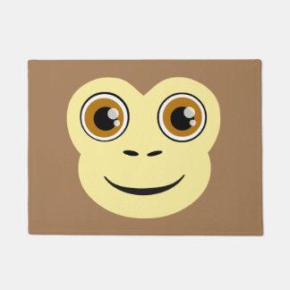Monkey Face Doormat