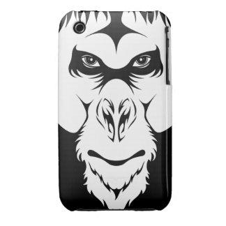 Monkey Face iPhone 3 Case