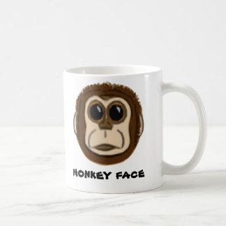 Monkey Face Mug