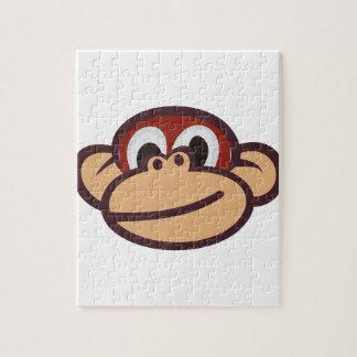 Monkey Face Puzzles