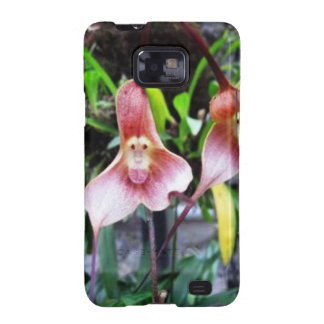 MONKEY Flower Nature Miracles Wonders Galaxy SII Covers