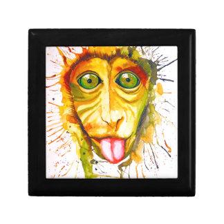 Monkey Gift Box