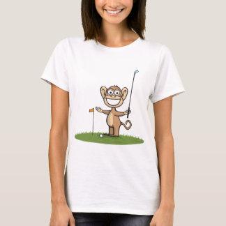 Monkey Golf T-Shirt