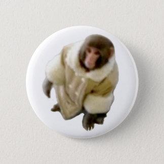 monkey ikea 2 inch round button