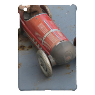 Monkey in a toy car iPad mini covers