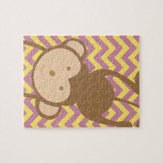 Monkey Jigsaw Puzzle