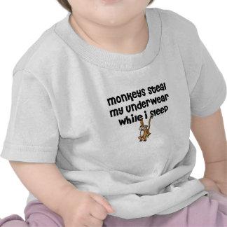 Monkey Joke Shirt