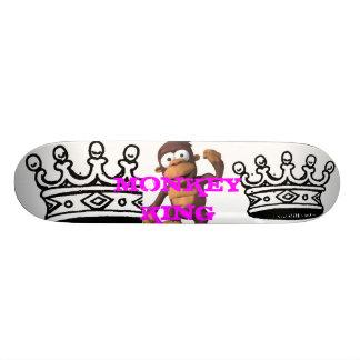 monkey king custom skate board
