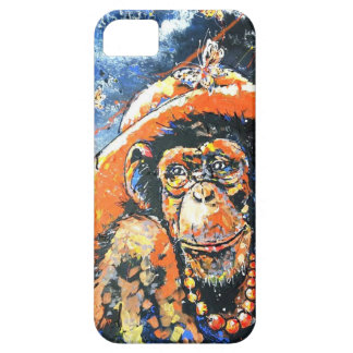 MONKEY LADY CASE FOR THE iPhone 5