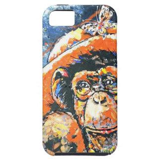 MONKEY LADY iPhone 5 CASE