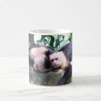 Monkey Love Classic White Coffee Mug