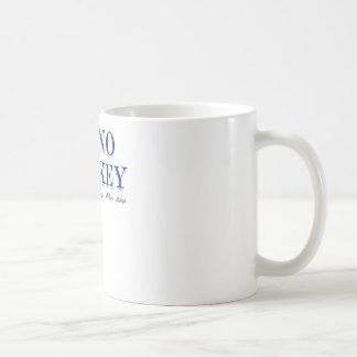 Monkey Love Fling Poo Funny Classic White Coffee Mug