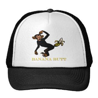 Monkey Love Fling Poo Funny Trucker Hat