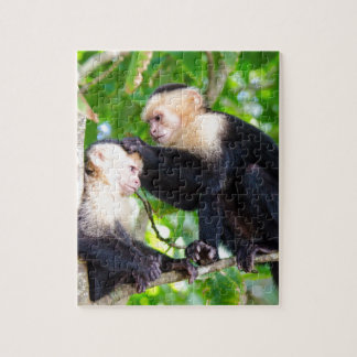 Monkey Love Jigsaw Puzzle