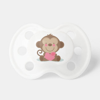 Monkey Love Pacifier