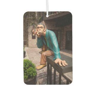 Monkey Man Air Freshener
