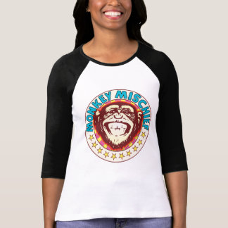 Monkey Mischief T-Shirt