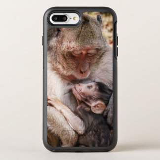 Monkey Mother And Baby Monkey OtterBox Symmetry iPhone 8 Plus/7 Plus Case