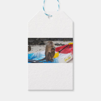 Monkey Mother & Baby Gift Tags