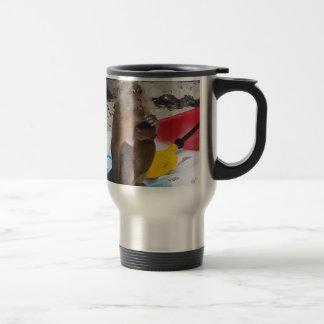 Monkey Mother & Baby Travel Mug