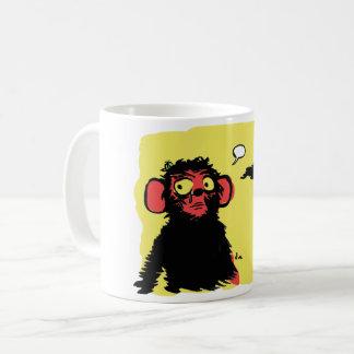 Monkey mug by DW