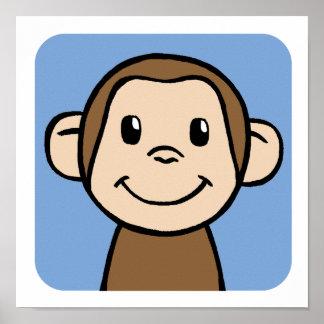 Monkey Posters