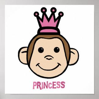 Monkey Princes Poster