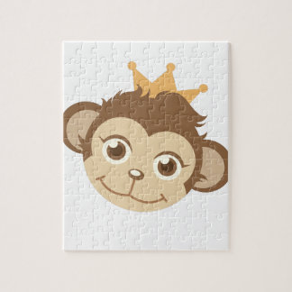 Monkey Queen Puzzle