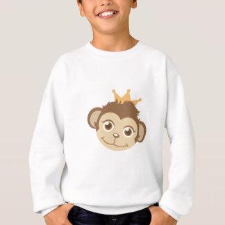 Monkey Queen Sweatshirt
