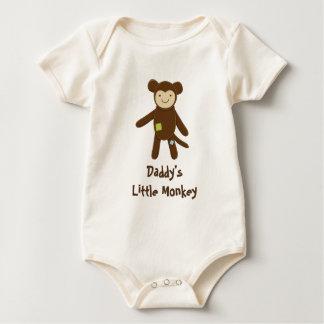 Monkey Ragdoll Baby Bodysuit