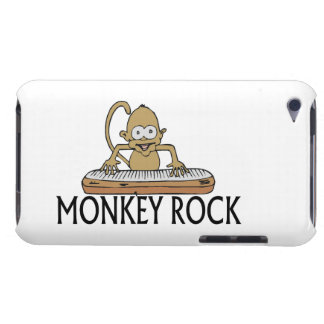 Monkey Rock Barely There iPod Cases