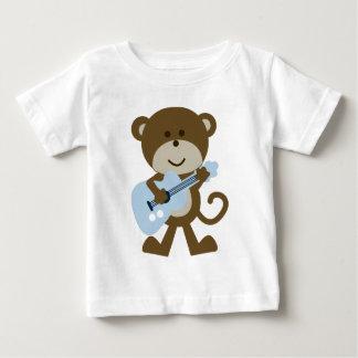 Monkey Rocker/Rockstar Baby T-Shirt