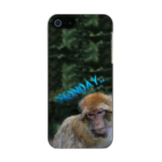 Monkey sad about monday incipio feather® shine iPhone 5 case