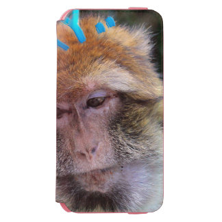 Monkey sad about monday incipio watson™ iPhone 6 wallet case