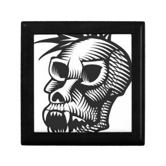 Monkey Skull Gift Box