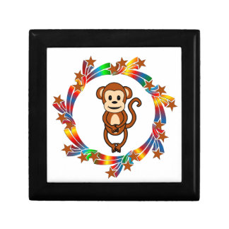 Monkey Stars Gift Box
