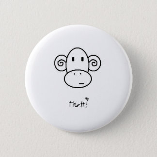 monkeyhuh?button 2 inch round button