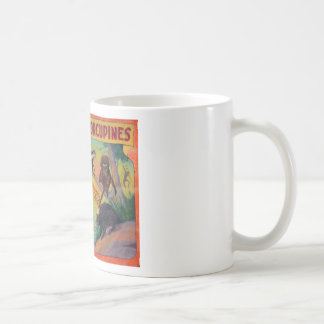 Monkeys and Porcupines Coffee Mug