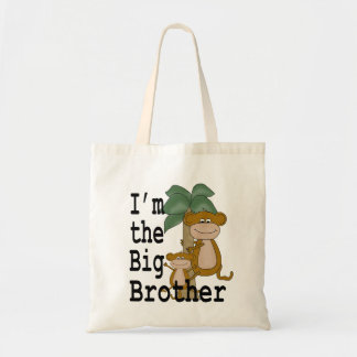 Monkeys Big Brother Tote Bag