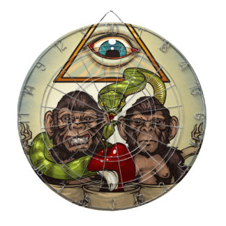 Monkeys Dartboard