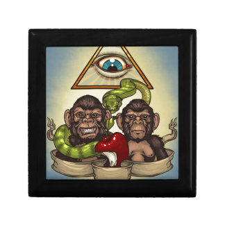 Monkeys Gift Box