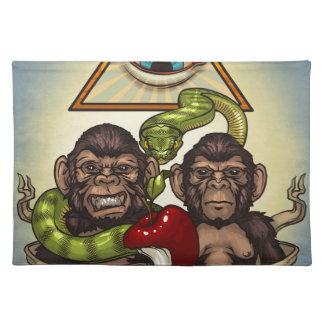 Monkeys Place Mats