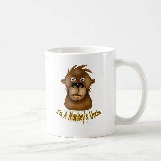 Monkey's Uncle Coffee Mug