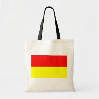 Monki drapeau de la Pologne Sac De Toile