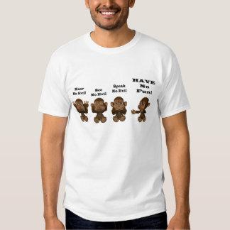 monkies t shirt
