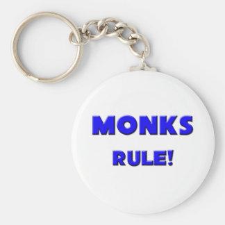 Monks Rule! Keychain