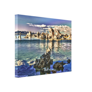 Mono Lake, California Canvas Print